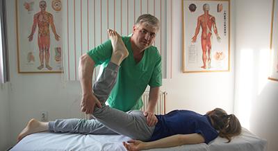 Armonie cu natura - Osteopatie